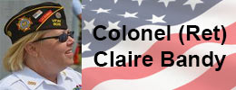 Col. Claire Bandy (Retired)