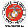 Marine Corps League Det 74