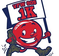 VFW Point 1 K logo